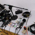 Technik vom Radio-Workshop